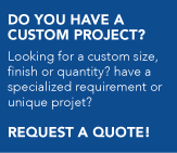 Do you have a custom project?